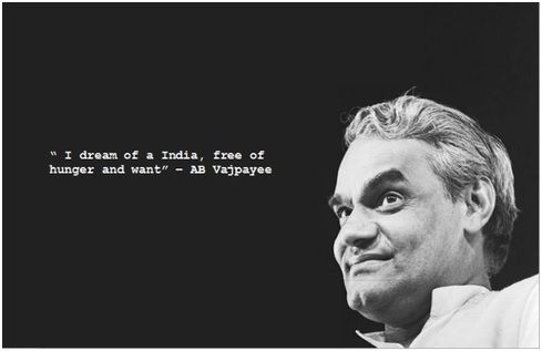essay atal bihari vajpayee Essay about atal bihari vajpayee find out and content suggestions can help you generate traffic related links yearly public address dissertation competition res.