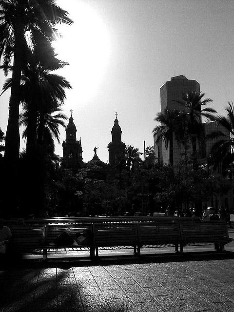 Plaza de armas / Santiago Chile