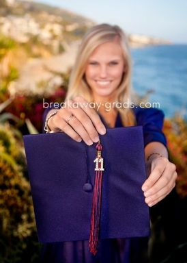 BreakawayGrads} Cap & Gown 2012 | senior pictures | graduation portraits | orange county | beach, park » breakaway-grads.com
