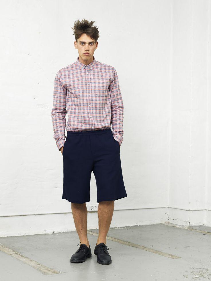Libertine-Libertine #brand #casual #cool #designer #editorial #fresh #magazine #article #new #ontrend #urban #autumn #winter #AW15 #clothing #Fashion #fresh #garms #garments #label #mens #clothing #fashion #MENSWEAR #staples #summer #tailored #smart #shirt #trousers #formal