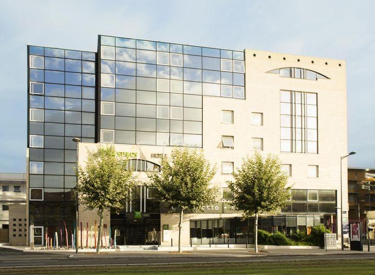 Bordeaux Ibis Styles Meriadeck Hotel France Europe The 3 Star