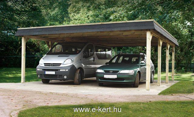 Nyitott Garazs Master Xl Kocsibeallo 609 1 E Kert Carport Master Shed