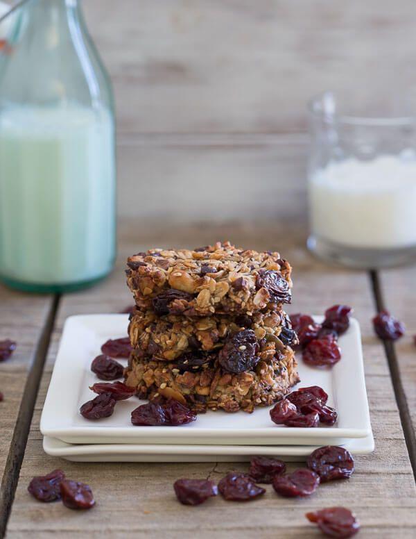 Tart Cherry Power Cookies