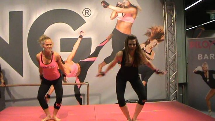 Just tried this class for the first time, and I LOVED it, not only for the reason I got to train barefoot!!!!!!  Fibo 2014 Piloxing