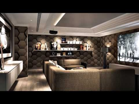 Home Theatre Room Decorating Ideas Home Theater Room Design For ...