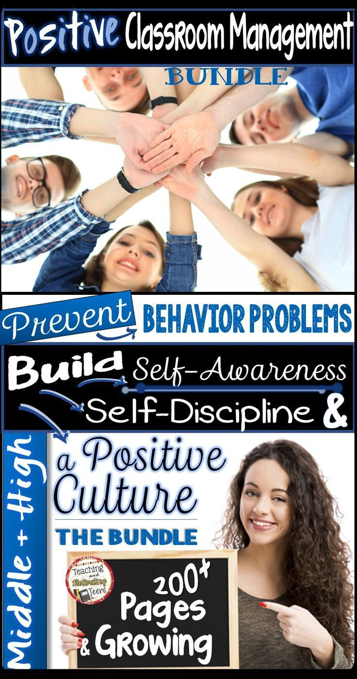 Teach, motivate, and reward your students to use self-discipline strategies with these six classroom management products! Your students will have fun learning and practicing positive self-discipline with these lessons and resources that provide a cross-curricular, CCSS literacy-aligned approach to self-awareness, self-discipline, and accountability. Prevent discipline problems and build the stable, nurturing learning environment you want for your students!