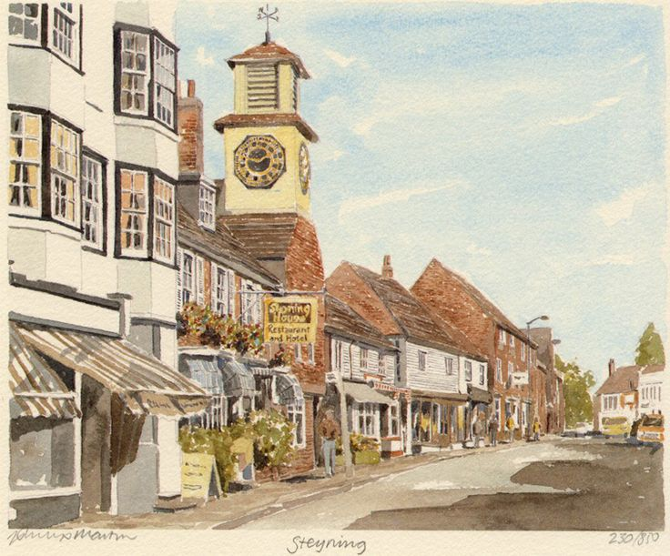 Steyning - Portraits of Britain