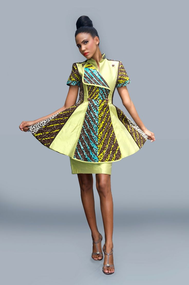 Nigerian fashion styles for women - Lanre Da Silva Ajayi Lda Is The Founder Of The Eponymous Self Named Design Label In Six Years Lda S Passion For Fashion Has O