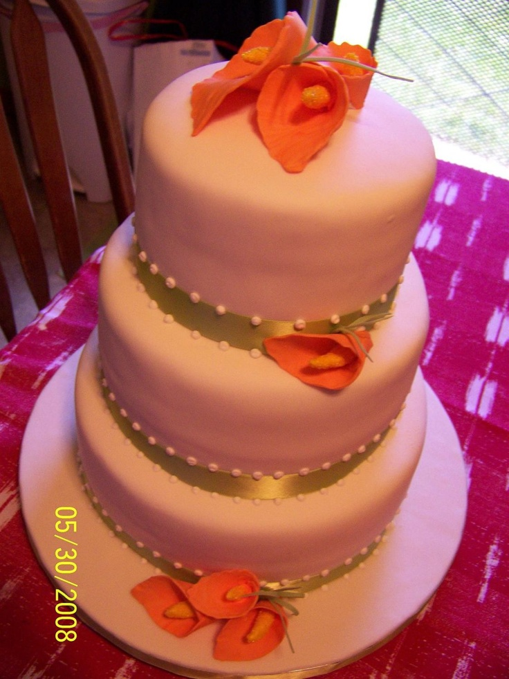 my wedding cake fondant 24 best images about cala on the ribbon 17685