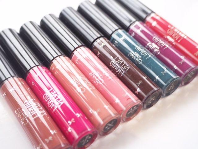 Ciate Liquid Velvet Matte Lipstick