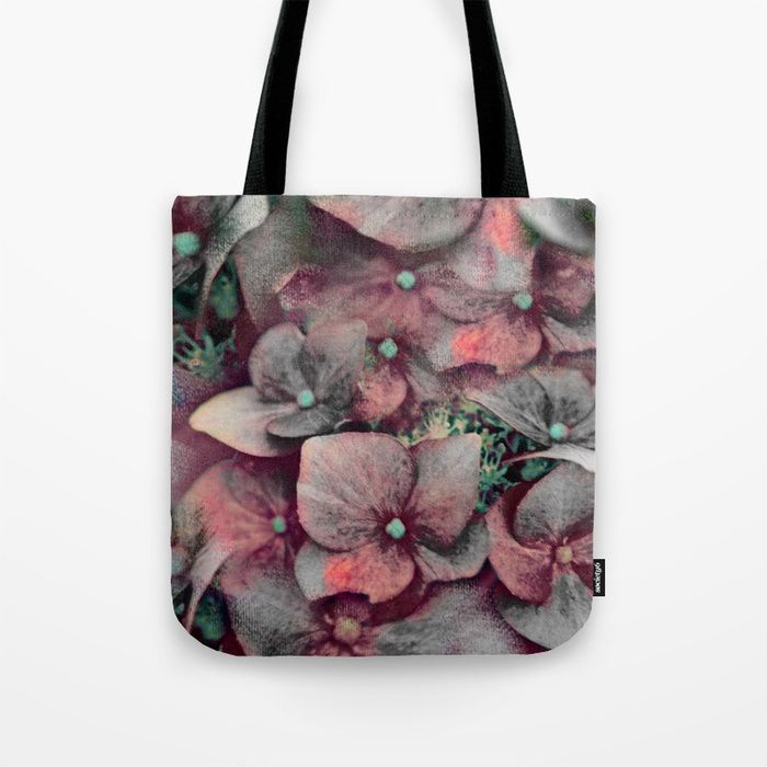 Buy Vintage hydrangea(2) Tote Bag by maryberg. Worldwide shipping available at Society6.com. Just one of millions of high quality products available.