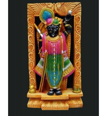 Shreenath Ji Statue available @ Rs 1500  best price with discounted price in india. http://www.krafthub.com/shreenath-ji.html