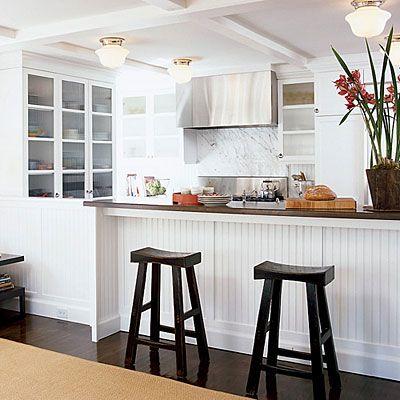 wainscoting under bar | Home Remodeling | Pinterest ...
