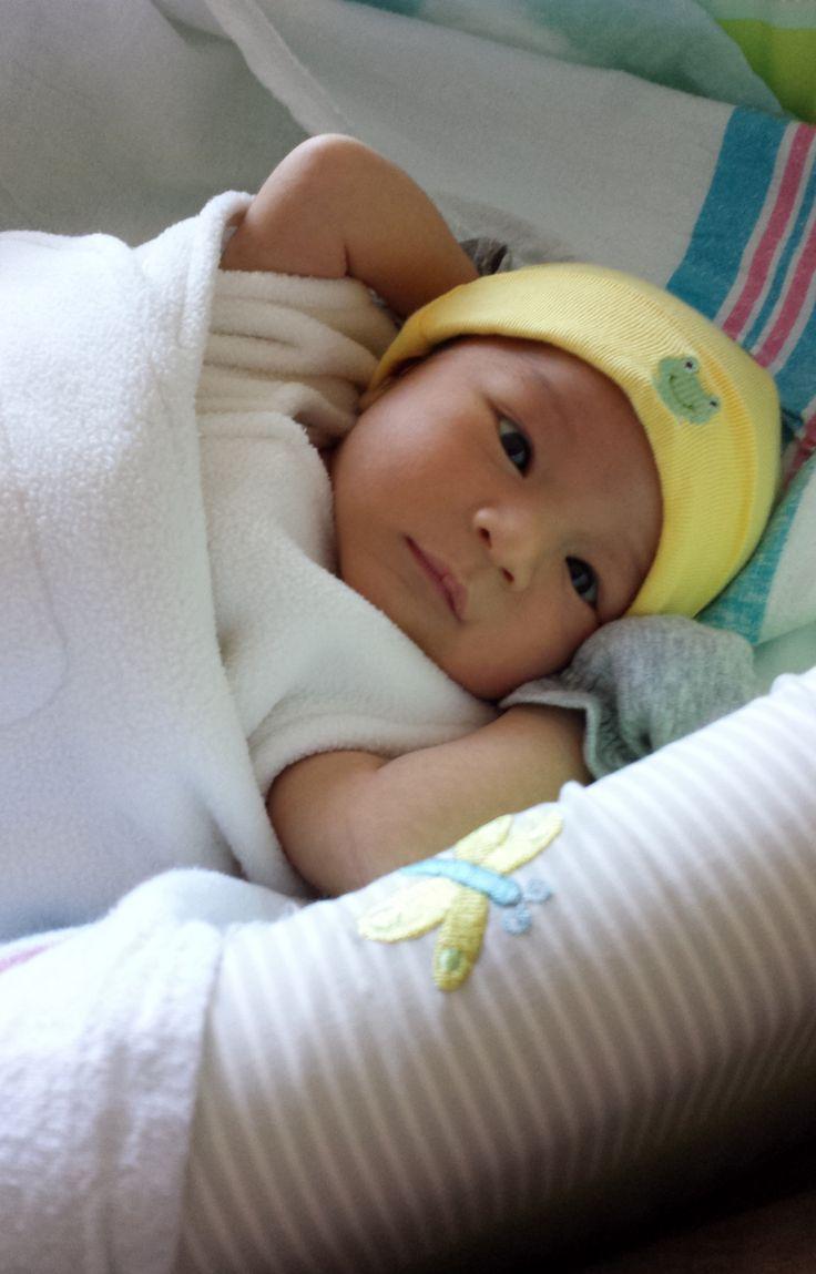 My beautiful baby boy <3 (Half Korean/Half Mexican) <3