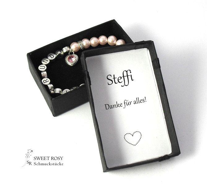 79 besten geschenk trauzeugin armband hochzeit bilder auf pinterest. Black Bedroom Furniture Sets. Home Design Ideas
