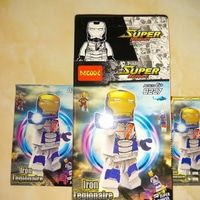 Lego Merk DECOOL Iron Legionaire / Lego Bootleg