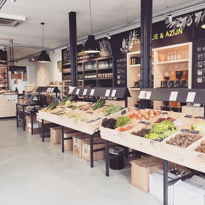 verpakkingsvrije supermarkt Opgeweckt Noord Astraat 16 9718 CR Groningen