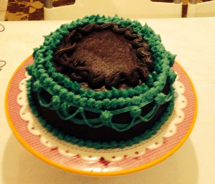cake...with buttercream