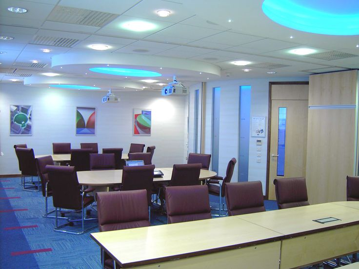 Coda Harrogate training suites with bi-fold walls open