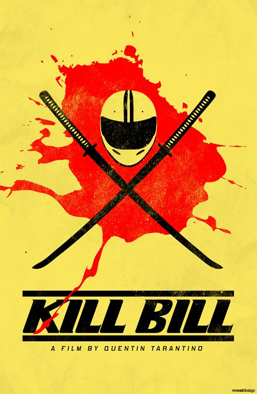 Kill Bill by WeEatDesign