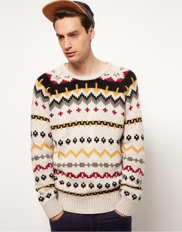 76 best Fairisle jumpers images on Pinterest | Knit patterns, Fair ...