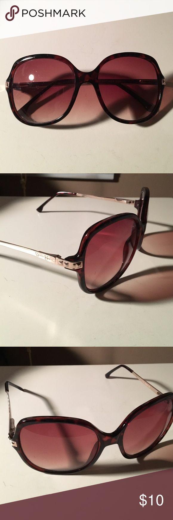 Tortoise sunglasses Jessica Simpson tortoise shell sunglasses Jessica Simpson Accessories Sunglasses