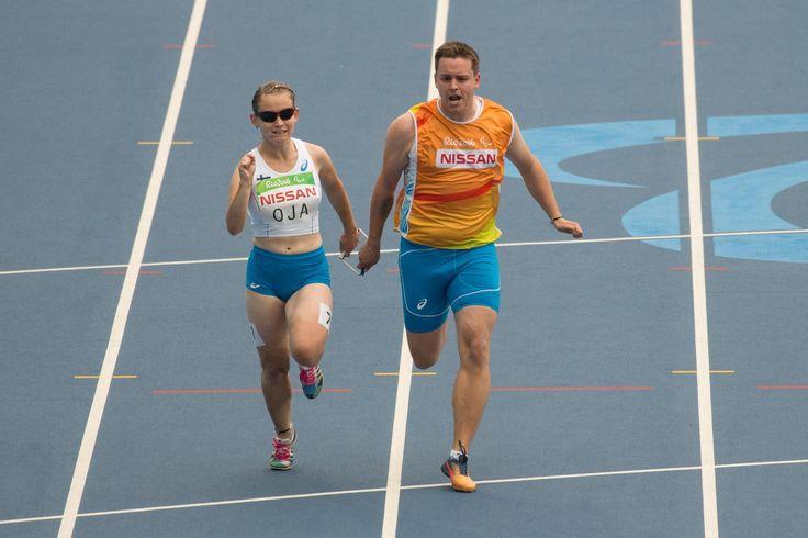 Ronja Ojan Suomen ennätys ei riittänyt välieriin: Juoksu meni ihan nappiin http://j.mp/2ccfxsK #news #feedly