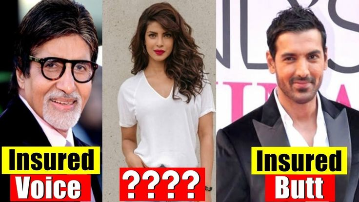 Top 8 Bollywood Actors Who Have Insured Their Body Parts | You Won't Believe - Download This Video   Great Video. Watch Till the End. Don't Forget To Like & Share 8 Bollywood Actors Who Have Insured Their Vital Body Parts You Won't Believe 1. Priyanka Chopra 2. John Abraham 3. Amitabh Bachchan 4. Malaika Sherawat 5. Minisha Lamba 6. Neha Dhupia 7. Sunny Deol 8. Rakhi Sawant For any copyright issue contact us at rongoshare@yahoo.com or one of our SOCIAL NETWORKS.Once We have received your…