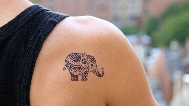 Testez vos tatouages avant de passer à l'acte grâce à cette méthode
