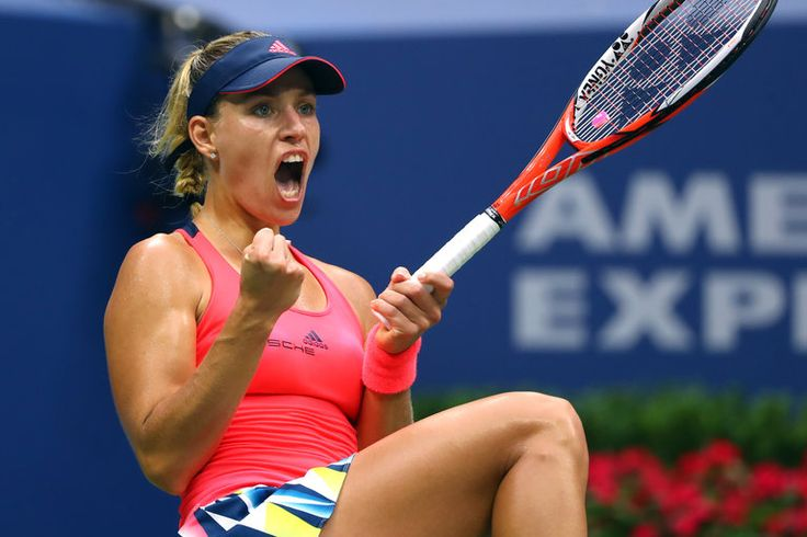 Angelique Kerber, With a U.S. Open Win, Solidifies Her Claim on No. 1 Status - The New York Times