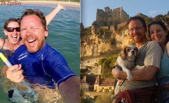 Manželé odešli do »důchodu« ve čtyřiceti a cestují po Evropě: Udělat to může každý, říkají
