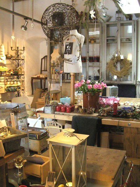 Gorgeous Upholstery And Gift Shop Interior