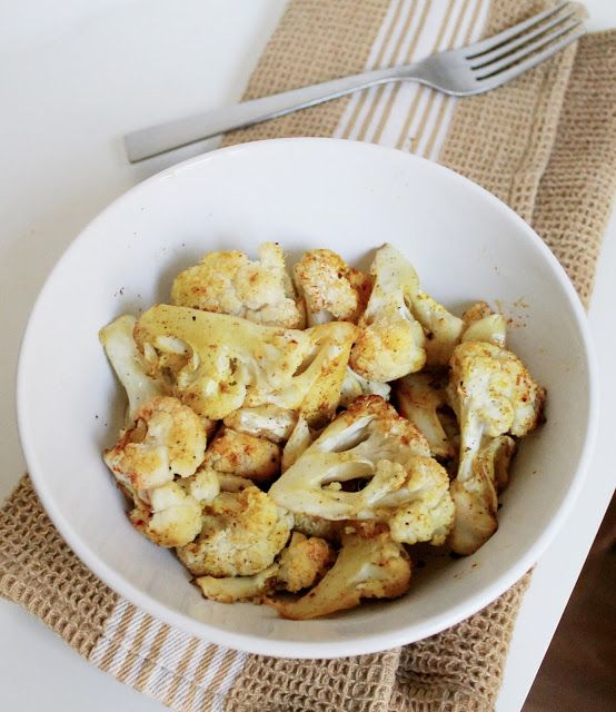 how to roast cauliflower, vegetables | Recipes to Try | Pinterest