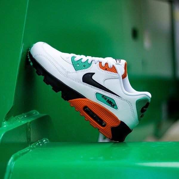 Nouvelles chaussures Nike Air Max 90 Ltr Gs Low Top homme