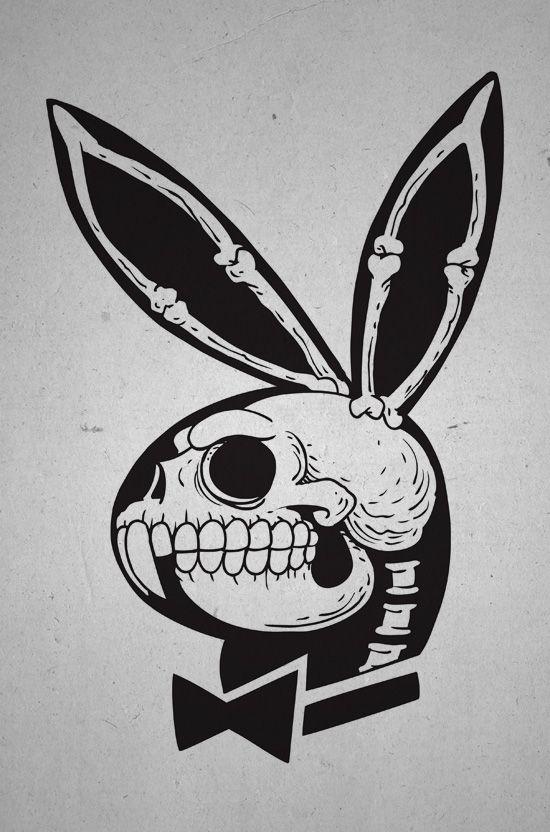 """Playbone"" by Cranio Camisetas"