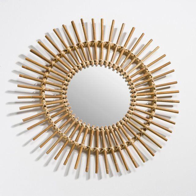 Beautiful Miroir Soleil Maison Du Monde #6: Miroir Forme Soleil Vintage, Nogu La Redoute Interieurs : Prix, Avis U0026  Notation,