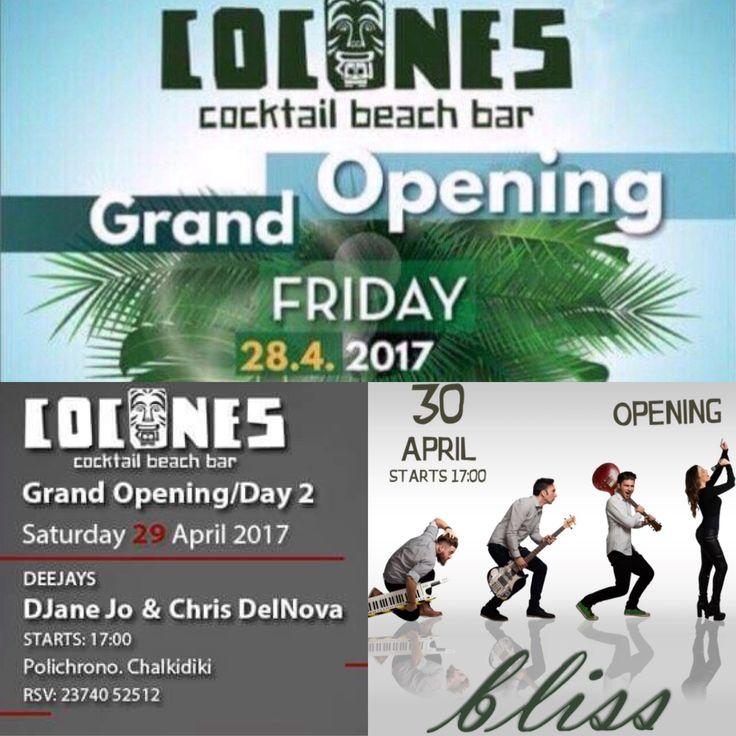 Cocones Opening 2017 - Imgur