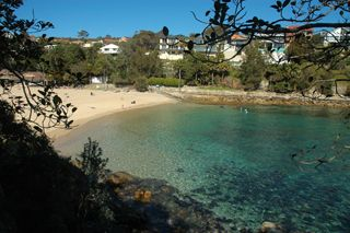 Click here for more information on this photo of Shelly Beach, Manly. You can buy handmade greeting cards featuring this photo for $4.50 at www.theshortcollection.com.au/Sydney-Beaches