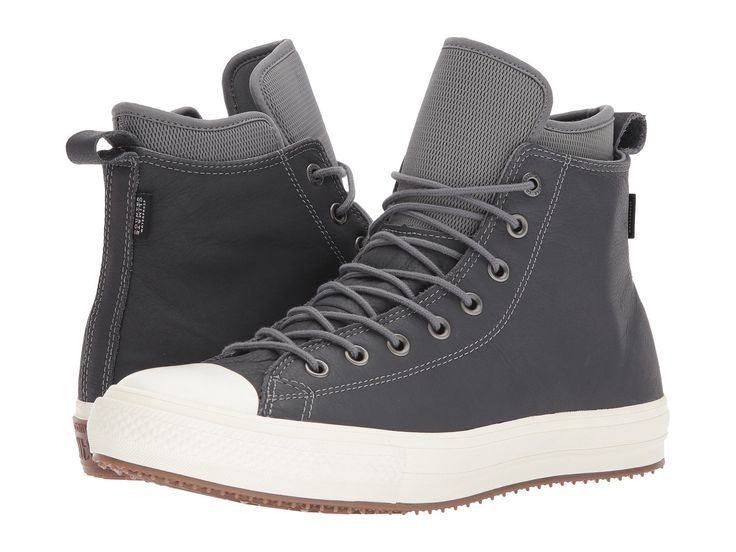 CONVERSE Chuck Taylor® All Star® Waterproof Boot Nubuck Hi. #converse #shoes #