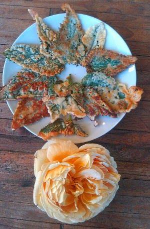 Unkrautgourmet: Brennnessel-Fingerfood