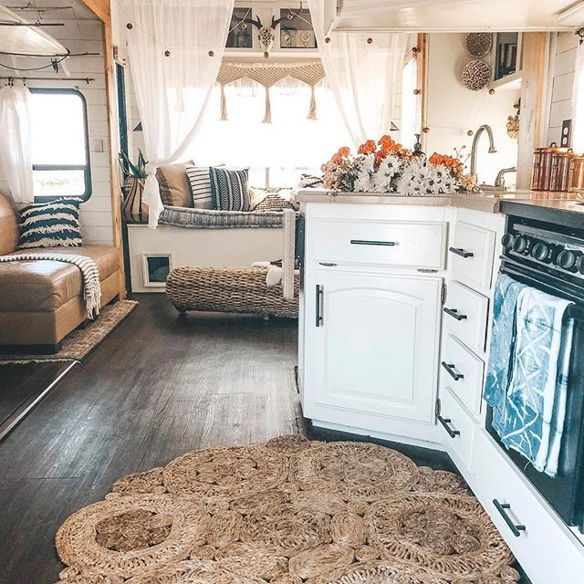 Another Beautiful Rv Renovation To Delight Your Eyeballs