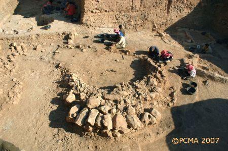 Polish Centre of Mediterranean Archaeology UW:Tell Qaramel (Syria)
