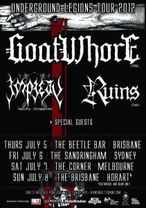 Upcoming tour - damn keen to see Impiety!