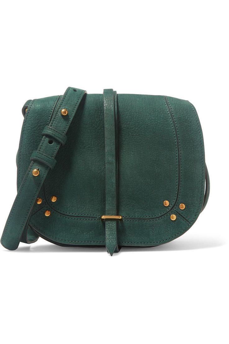 Shop on-sale Jérôme Dreyfuss Victor embellished suede shoulder bag. Browse other discount designer Shoulder Bags & more on The Most Fashionable Fashion Outlet, THE OUTNET.COM