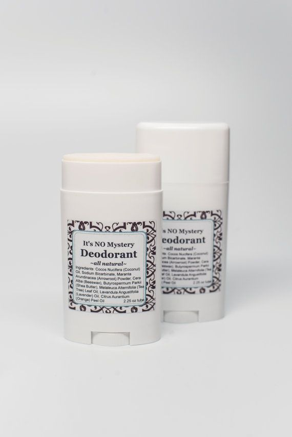 Check out All Natural Organic Deodorant Stick, Homemade Deodorant, Gluten Free, Paraben and Aluminum Free Deodorant- Large Dial Up Tube on gwenshomemadegifts