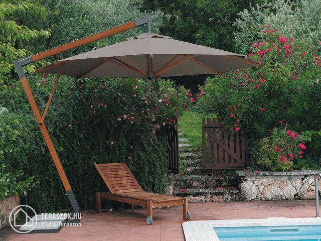 Scolaro TORINO oldaloszlopos napernyő