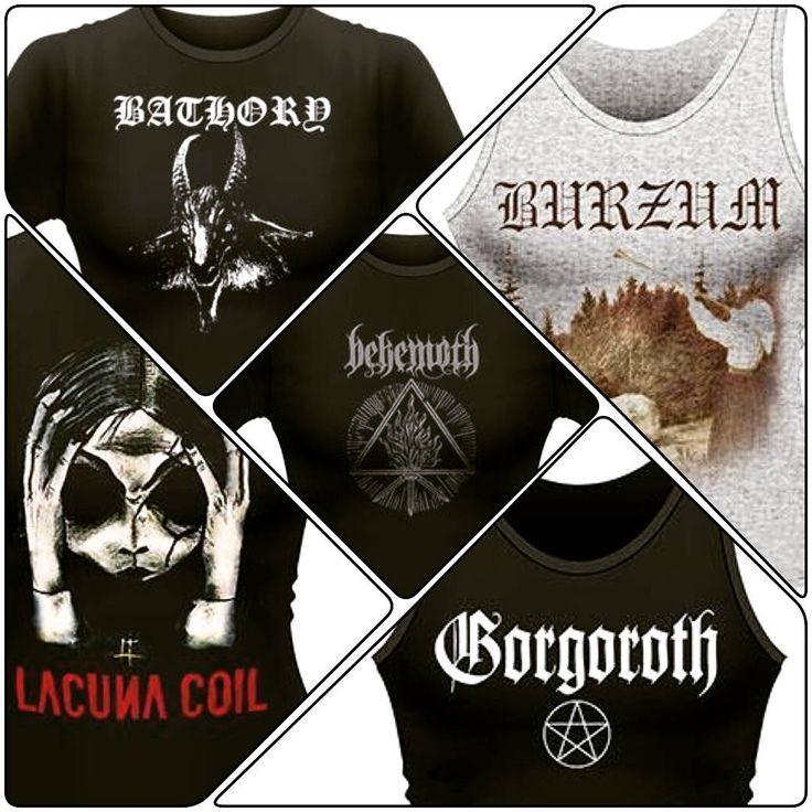Maiouri si tricouri pentru fete. Livrare imediata! www.metalheadmerch.ro #romania #tricou #maiou