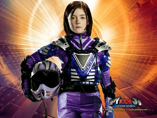 Demetra | Spy Kids Wiki | Fandom powered by Wikia