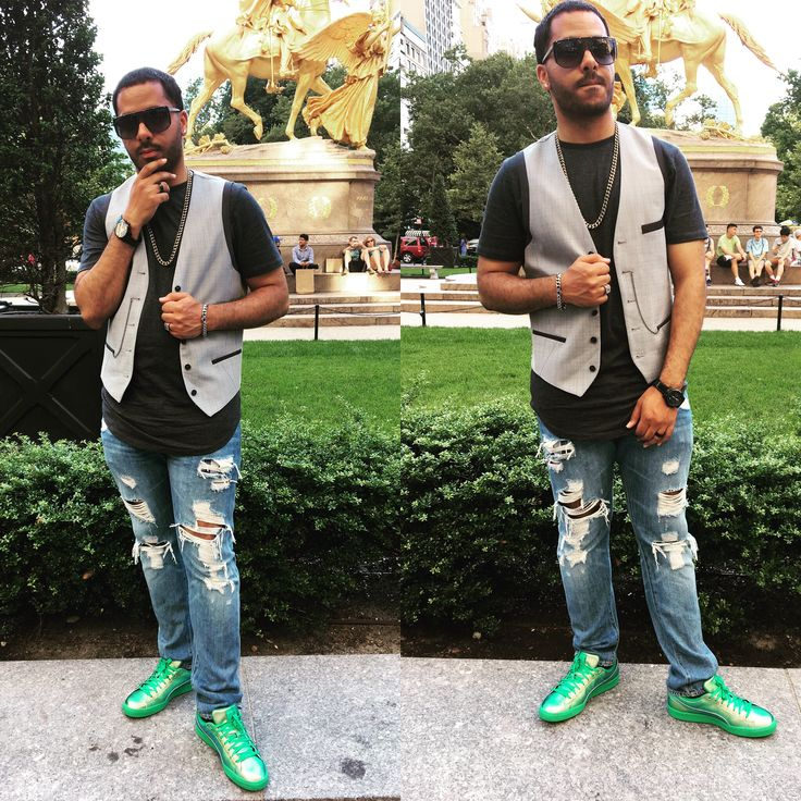 Street style, street fashion, sneakers, shades, nyc , France, Spain, Haiti, clothes