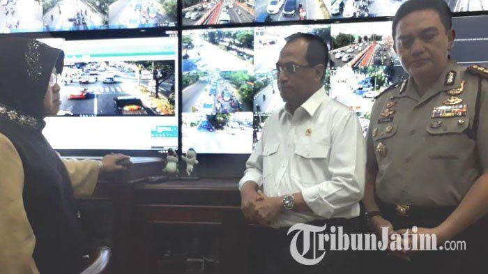 Soal Pembangunan Trem di Surabaya, Menteri Perhubungan: APBN Terbatas, Kita Bisa Jadikan Proyek KPBU